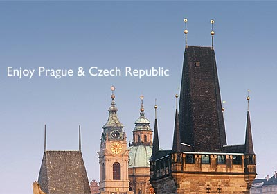 Czech Republic and Prague with GOLEM